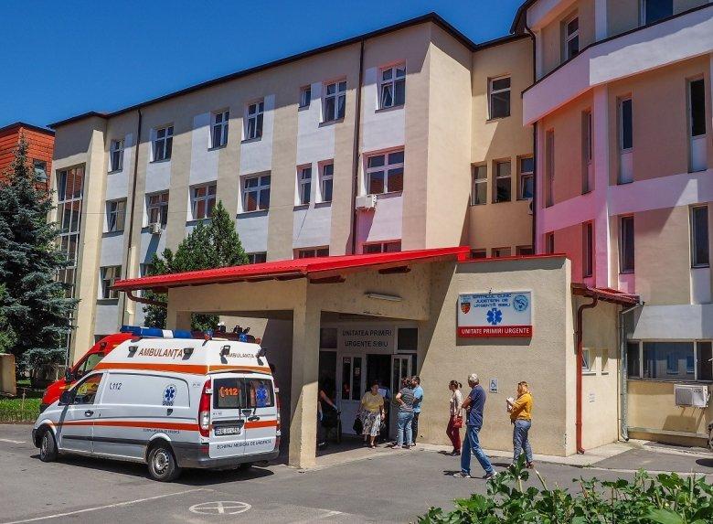 """""""Félnek a kórháztól, inkább otthon meghalnak a betegek"""" – állítja a Szeben megyei tanácselnök"""