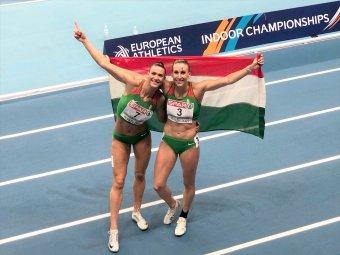 Már régóta érezte: Krizsán Xénia bronzérmes lett ötpróbában a fedett pályás atlétika-Eb-n