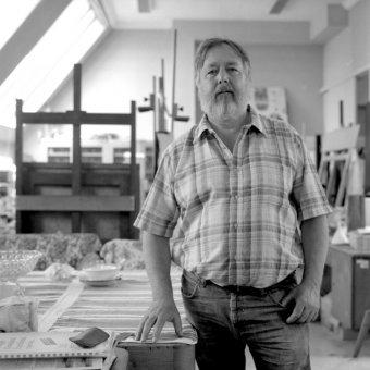 Elhunyt az aradi Szabadság-szobrot is újjávarázsoló Szentkirályi Miklós Béla restaurátorművész