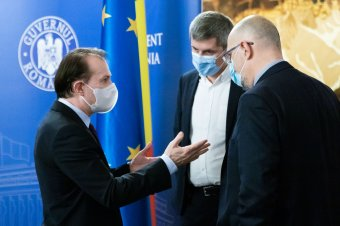 Még nem békültek ki, kedden is folytatják a tárgyalásokat a bukaresti koalíció vezetői