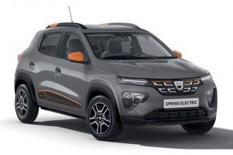 """Tavaszba fordul a Dacia: hamarosan előjegyezhető a Spring """"verhetetlen"""" árú első elektromos modellje"""