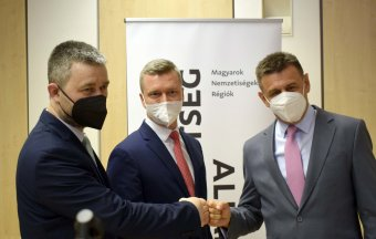 Létrejött a Felvidéken a megegyezés az egységes magyar párt, a Szövetség létrehozásáról