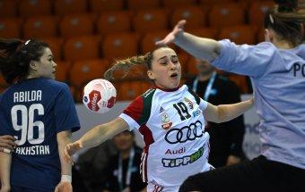 Nehéz csoportba került a magyar női kézilabda-válogatott az olimpián