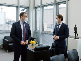 Ausztriában húsvétig már nem lesznek további nyitások, sok helyen negatív teszthez kötik a lakhelyelhagyást
