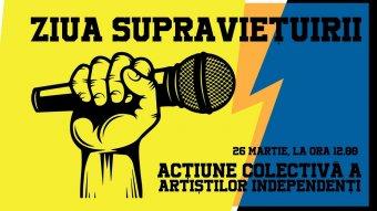 Országos tiltakozó performanszra készülnek a szabadúszó művészek