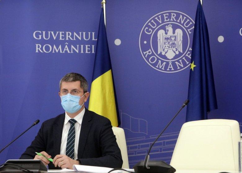 Barna: Florin Cîțu kormányfő már nem élvezi az USR–PLUS támogatását