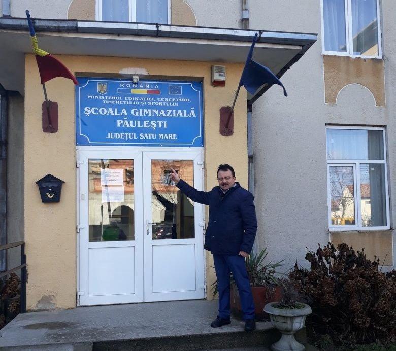 Revansot vett a pálfalvi elöljáró – Nem tud épkézláb magyarázatot adni az iskolanév-változtatásra Zenoviu Bontea