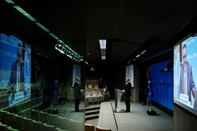 Újabb ígéret vakcinákra: az Európai Tanács elnöke szerint az EU mindent megtesz az oltóanyagok gyártásának növelésére