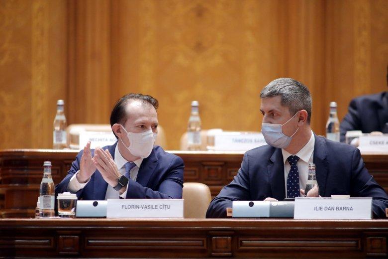 Cîțu Voiculescu vádjairól: nem kommentálom az ellenzék állításait