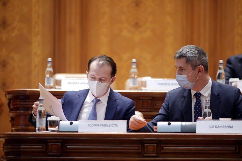 Barna visszavág Cîțunak: igenis tudott a kormányfő az elhalálozási számok körüli gyanúról