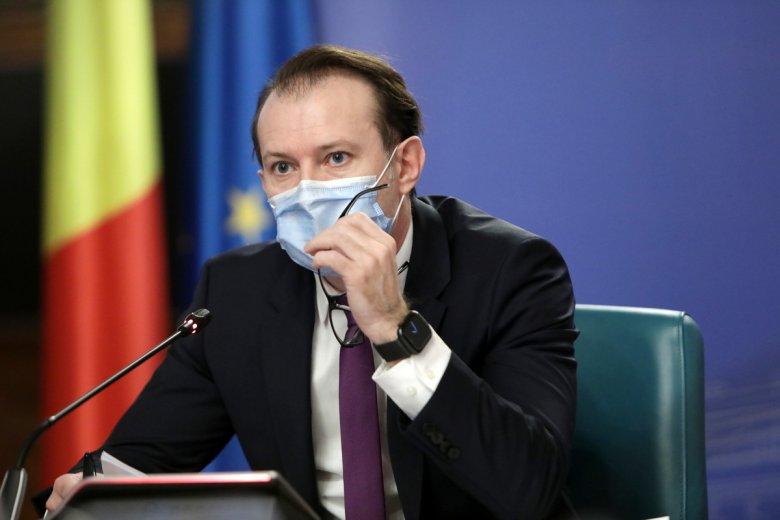Cîţu: a kormány nem számol országos lezárással, egy feltétellel jöhet a nyitás