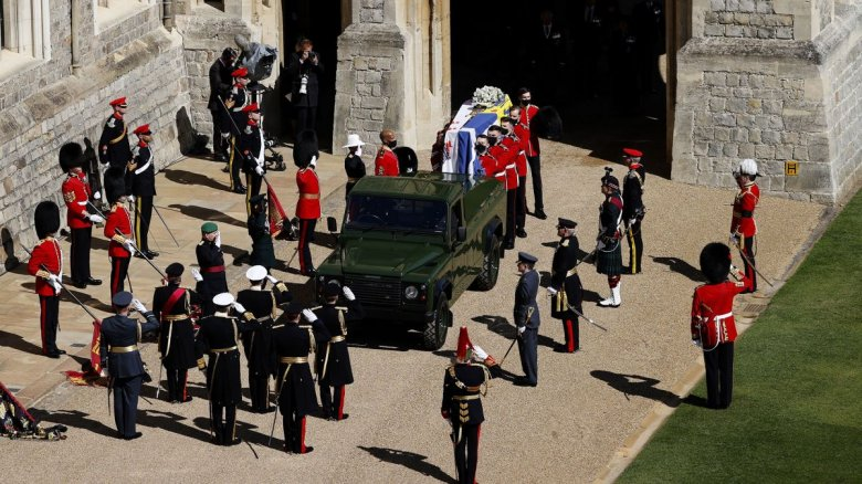 Végső búcsút vettek Fülöp edinburghi hercegtől, a brit monarchia legidősebb uralkodói házastársától