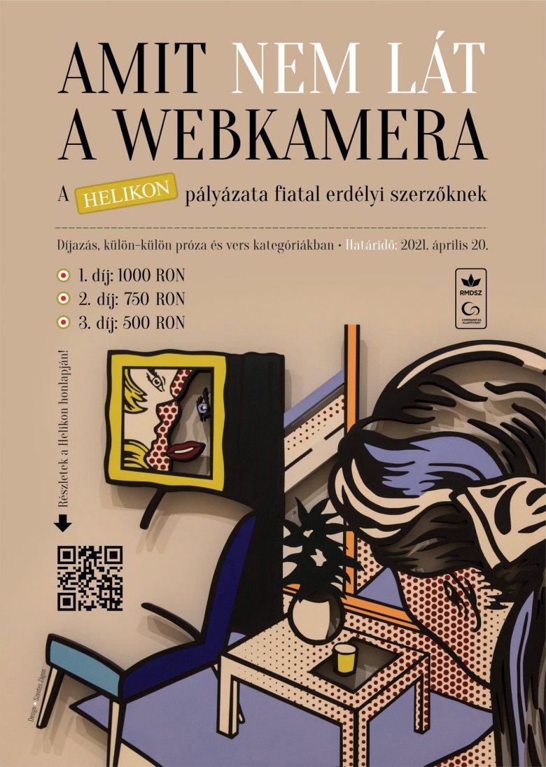 Amit nem lát a webkamera: felkarolja az ifjú tehetségeket a Helikon irodalmi folyóirat