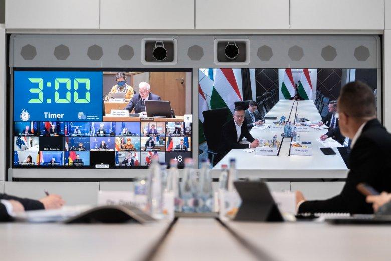 Szijjártó: Magyarország elvárja, hogy Ukrajna tiszteletben tartsa a magyar közösség jogait