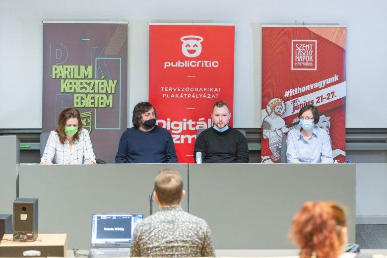 Plakátokat várnak a digitális szmog témájában: nemzetközi kritikai vizuális pályázatot hirdetett a Partiumi Keresztény Egyetem
