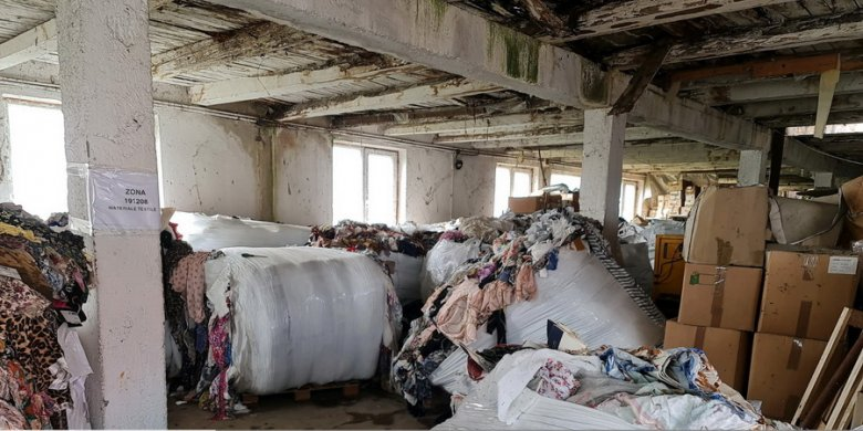 Közel 200 tonna olasz szemét kötött ki illegálisan Bihar megyében