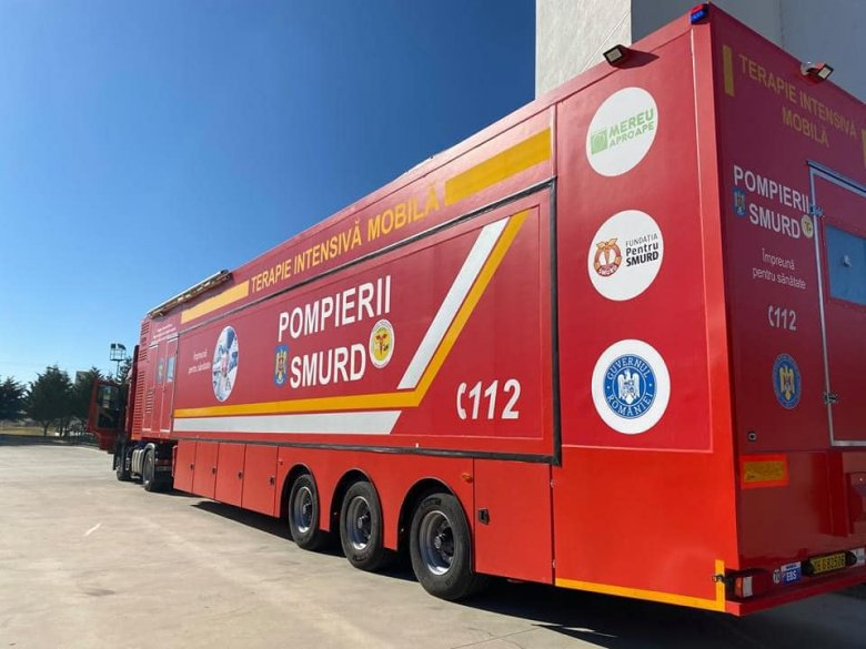 Voiculescu: megvizsgáljuk a mobil kórházak működési engedélyét