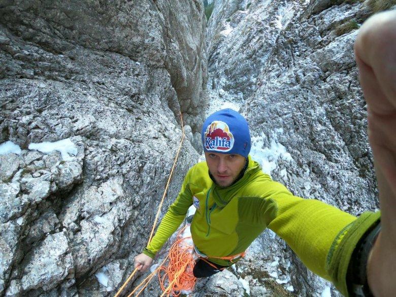 """Indulásra készen: a nagyváradi Varga Csaba lehet az első magyar, aki """"tisztán"""" megmássza a Mount Everestet"""