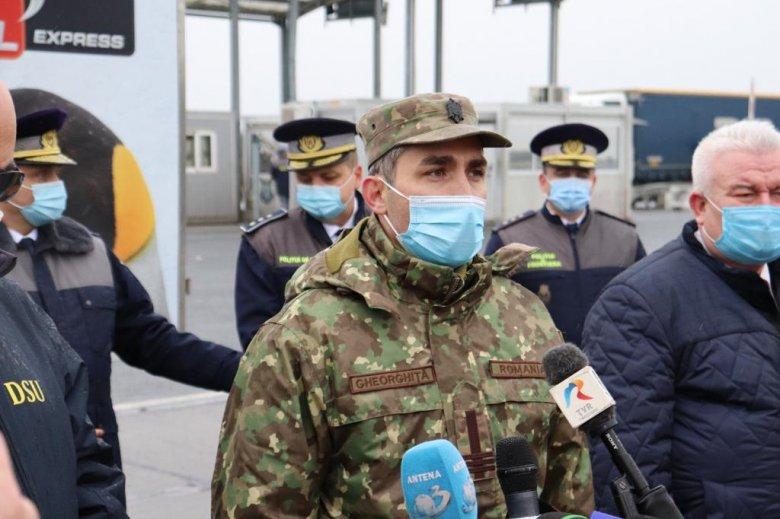 Gheorghiţă: segíteni kell a vidékiek oltásra jelentkezését, április végén nyílnak az első autós oltópontok