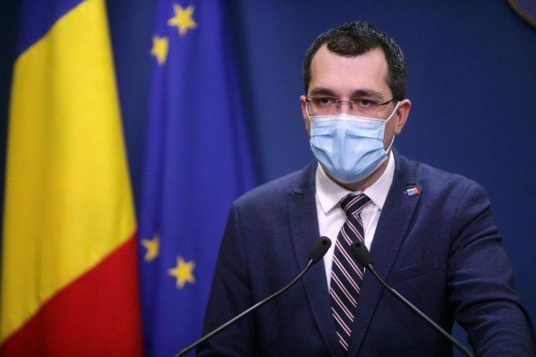 Menesztik a kormányból Vlad Voiculescu egészségügyi minisztert
