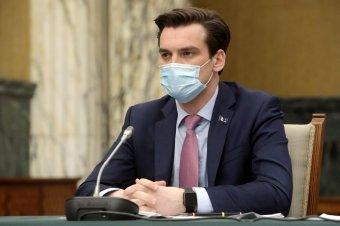 Andrei Baciu államtitkár lehet az ügyvivő egészségügyi miniszter