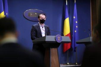 Cîțu visszavonta a karantén elrendelésének feltételeit módosító, a koalíciót a levegőbe röpítő rendeletet