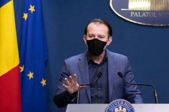 Kormányválság: Cîţu szerint fontos lépés, hogy az USR–PLUS miniszterei megjelentek a kormányülésen