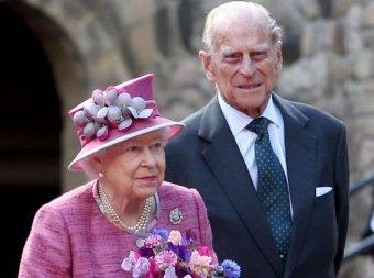 Elhunyt Fülöp herceg, II. Erzsébet brit uralkodó férje