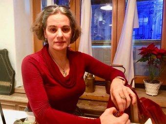 Őrizetbe vétel a Maia Morgenstern színésznőt ért halálos fenyegetés ügyében