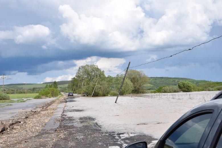 Árvíz utáni kárfelmérés Szatmár megyében: több száz háztartást öntött el a víz