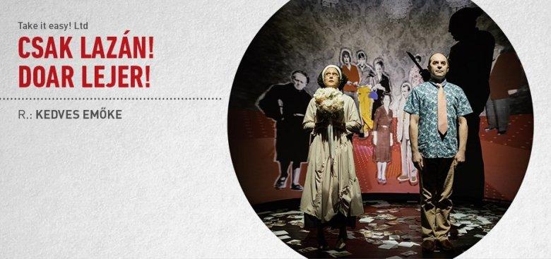A Csak lazán! című előadást mutatja be a temesvári színház