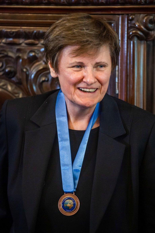 Kitüntette Karikó Katalin biokémikust az Emberi Méltóság Tanácsa