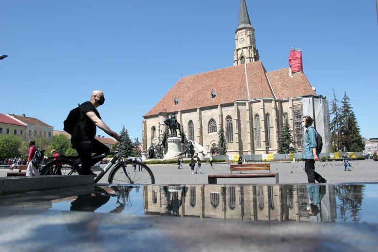 Ismét vörös zóna lett Kolozsvár, meghaladta a három ezreléket a fertőzöttségi ráta