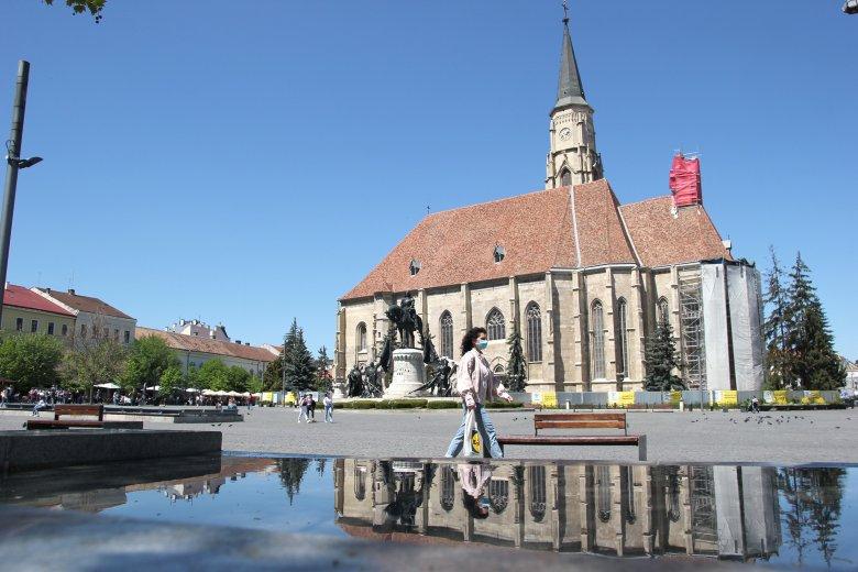 Kolozsváron az 50 százalékhoz közelít a beoltottak aránya