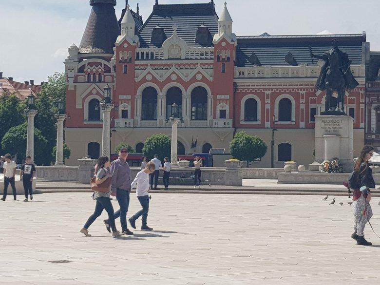 Nagyváradon mérték a legmagasabb ózonkoncentrációt a romániai nagyvárosok között