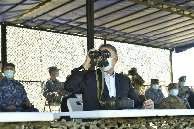 A NATO egész keleti szárnyának védelméhez járulnak hozzá a Smârdanban hadgyakorlatozó román és lengyel katonák