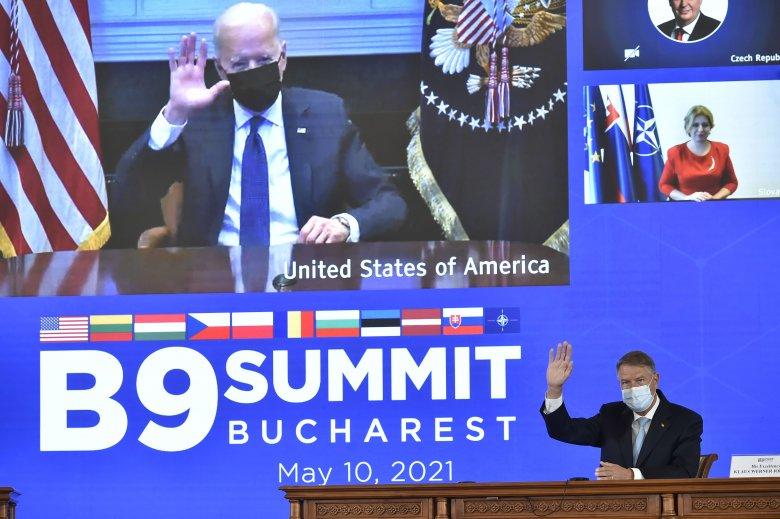 B9: Iohannis szerint növelni kellene az amerikai katonai jelenlétet Romániában
