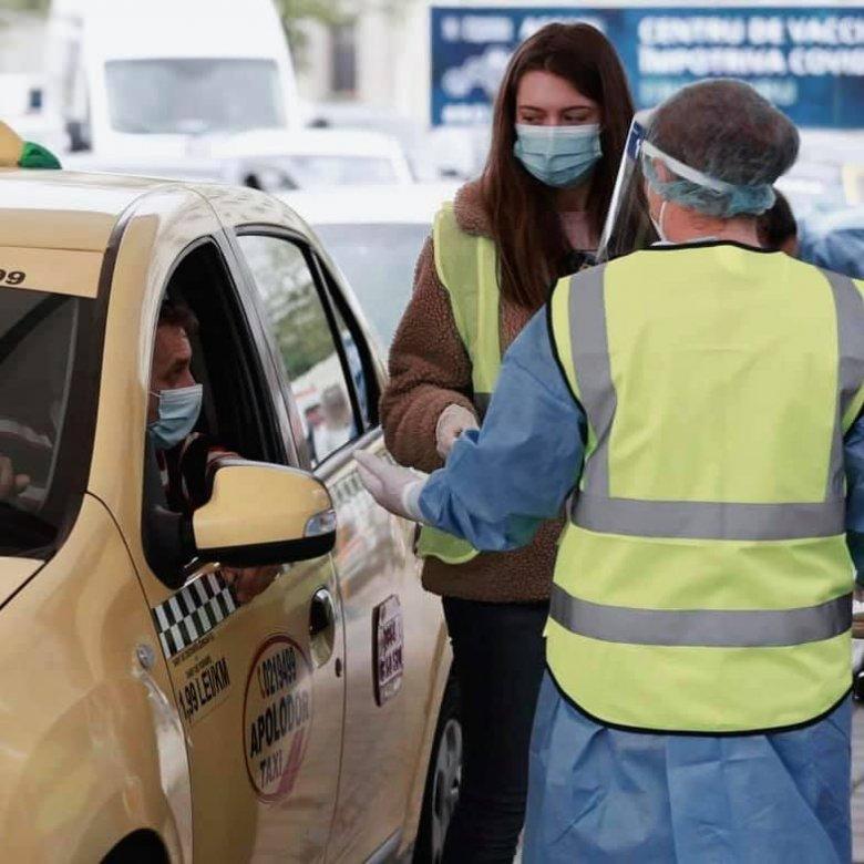Cîţu szerint minden feltétel adott ahhoz, hogy június 1-jére elérje az 5 milliót a beoltottak száma