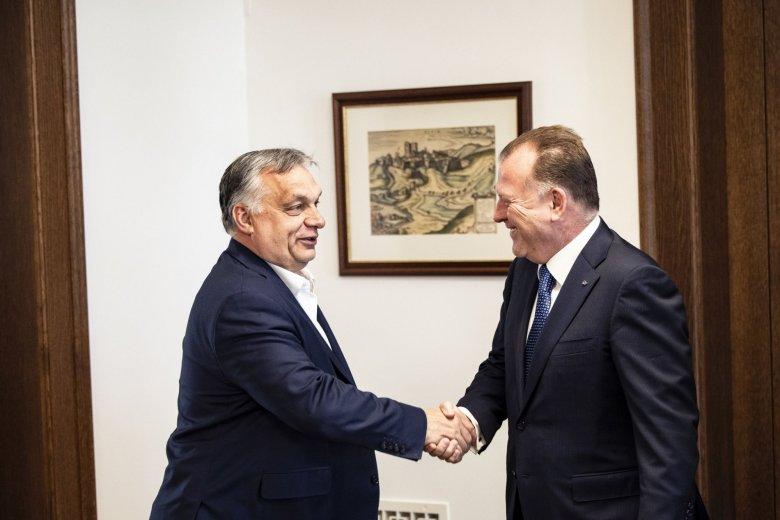 Orbán Viktor a sport megnövekedett szerepéről tárgyalt a Nemzetközi Judo Szövetség bihari származású elnökével