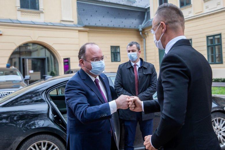Kelemen Hunor: kiszámíthatóbb, tervezhetőbb jövőt ígérnek a magyar-román külügyminiszteri találkozón született megállapodások