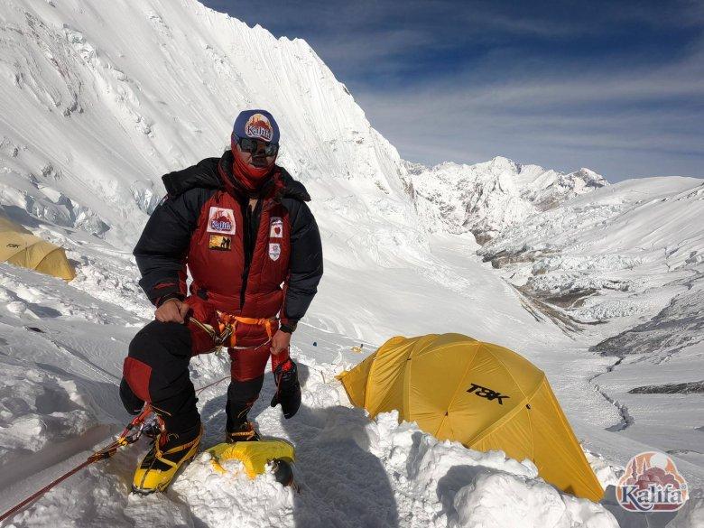 Még a napsütés is csapda az Everesten: túl van a második akklimatizációs körön Varga Csaba váradi hegymászó