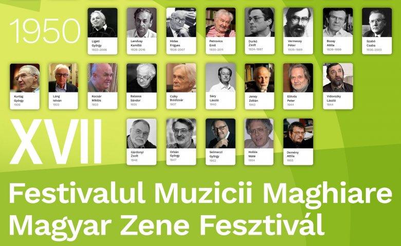 Liszt Ferencre és Cziffra Györgyre emlékeznek a bukaresti Magyar Zene Fesztiválon