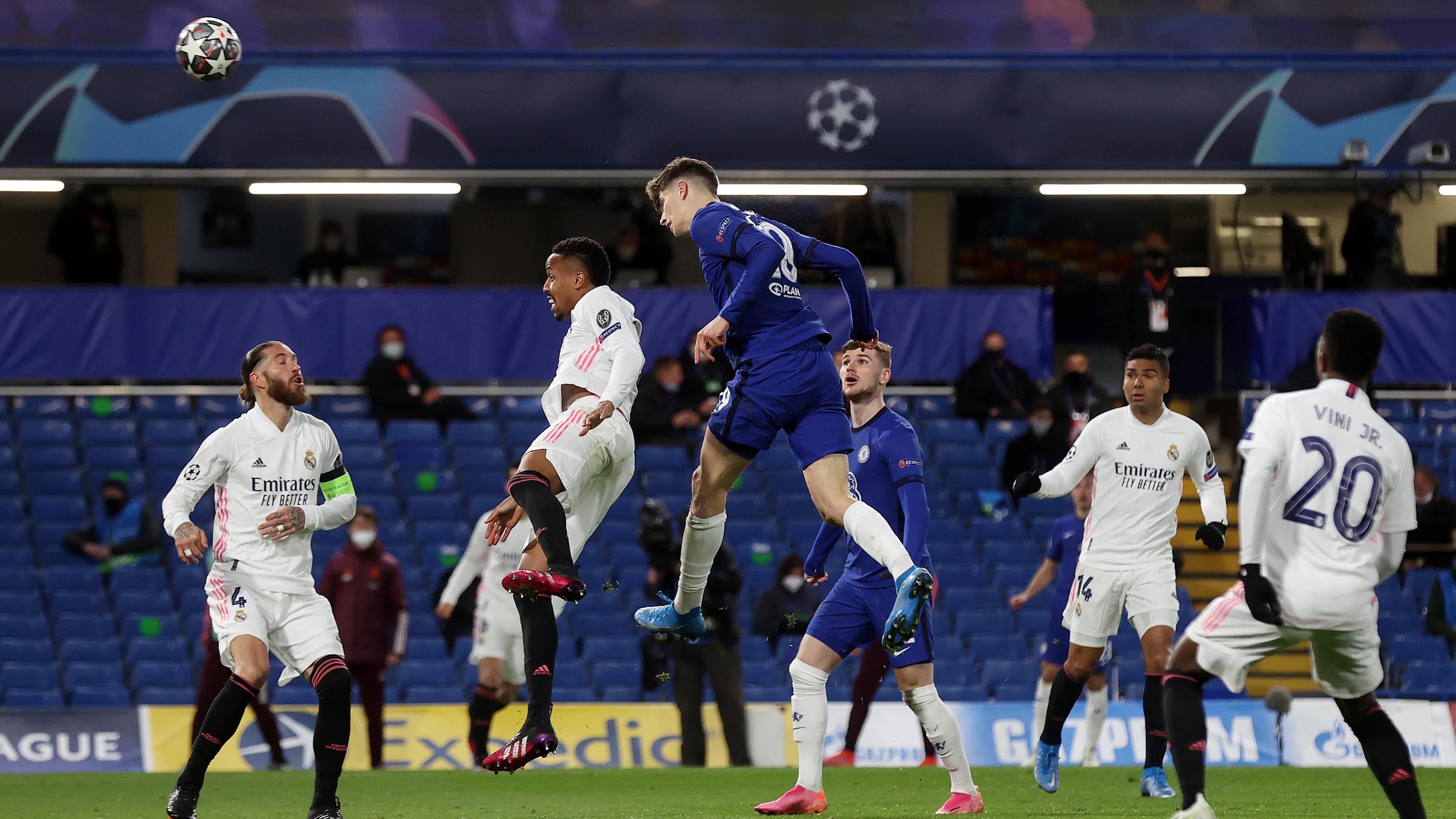 A PSG után elvérzett a Real is az elődöntőben, angol házifinálét rendeznek a Bajnokok Ligájában
