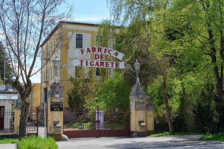 Sepsiszentgyörgyé lesz az egykori dohánygyár impozáns műemléképülete