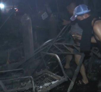 Több mint negyvenen meghaltak egy jakartai börtönben kitört tűzben