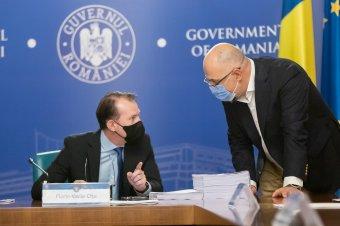 Cîţu cáfolja, hogy megegyeztek volna a PSD-vel, csütörtökön szavazhatnak a kormány beiktatásáról