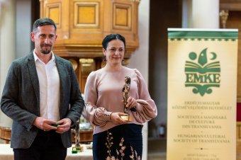 Kallós Zoltán-díj: az elismerésnél fontosabb a munka Székely Melinda és Feketelaki Tibor szamosújvári néptáncoktatók számára