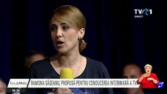 Ideiglenes vezetőket nevezett ki a parlament a román köztévé és rádió menesztett igazgatóinak helyére