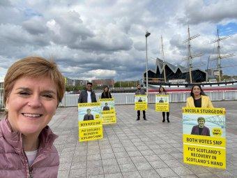 Skót miniszterelnök a választások után: többségben a függetlenségpárti erők a skót parlamentben