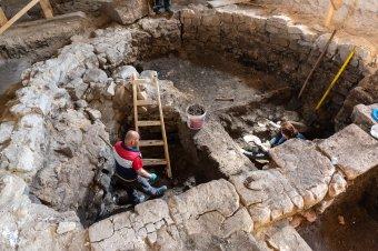 Római kori falmaradványokat is találtak a sztánai református templomban